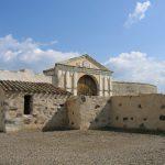 Tratalias, Borgo vecchio